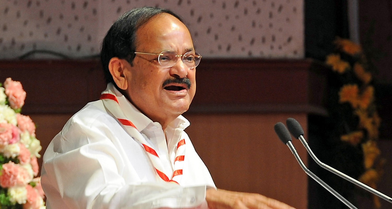 Rapid Expansion Naidu Says